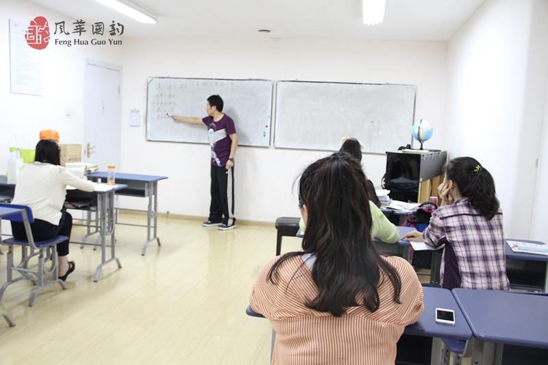 風華國韻藝考教育不讓藝考生輸在文化課