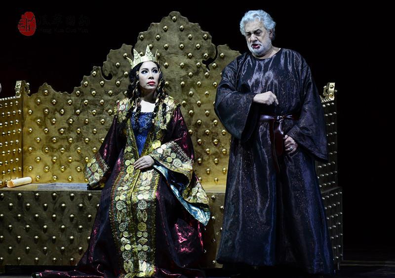 多明戈携爱徒孙秀苇在国家大剧院上演《纳布科》歌剧