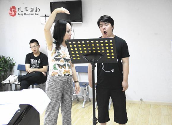 第四届孙秀苇&Roumen Kroumov国际声乐大师班精彩瞬间