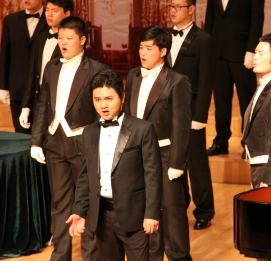 威爾第歌劇《茶花女》昨日在中國音樂學院國音堂音樂廳如期舉行