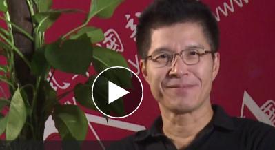 中国音乐学院国乐系主任张维良老师来到了风华国韵并为风华国韵拍摄