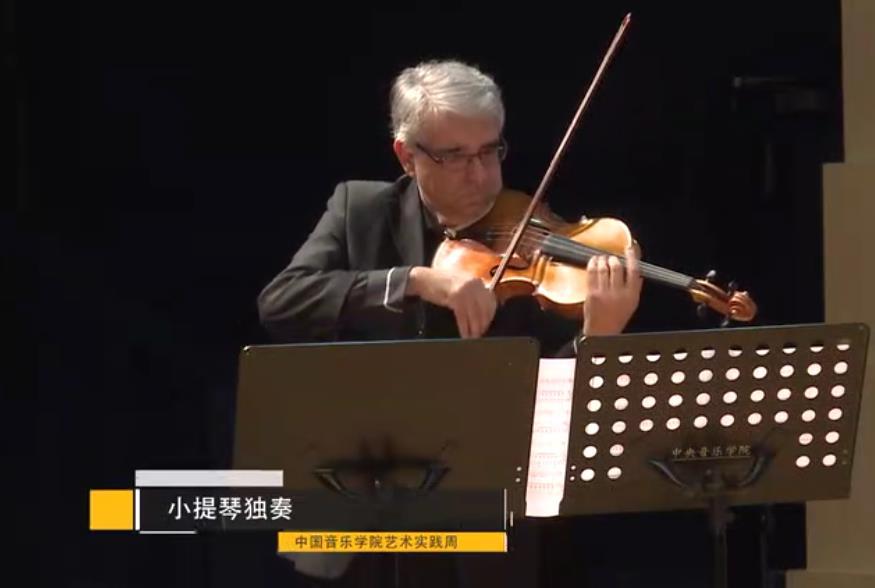 器乐 小提琴独奏