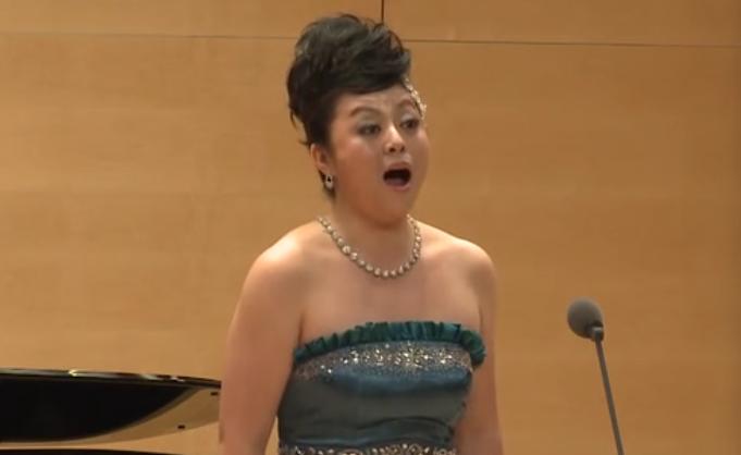 美聲演唱《楊柳 楊柳》