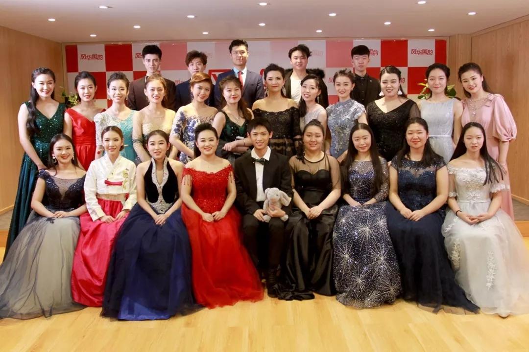 良好的开端是成功的一半   风华国韵考生中国音乐学院首战胜利