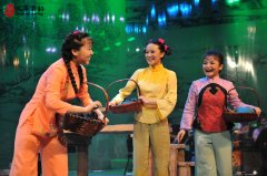 歌劇《小二黑結婚》在國家大劇院上演