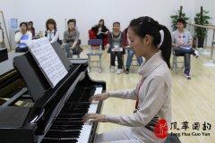 國韻鋼琴匯報演出