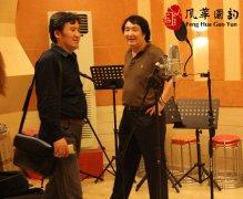 :  杜吉刚、贺磊明来访