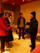 中国音乐学院原副院长谢大京教授来校参观指导