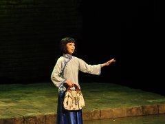 青年歌剧艺术家演修班首期剧目《伤逝》学员宋璐、苑璐演出剧照