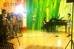 中國音樂學院戴濱教授聲樂教學光盤錄制花絮