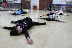 風華國韻成人形體舞蹈專業培訓課堂