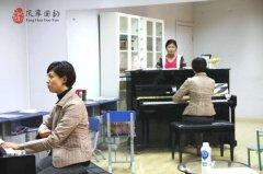 中国音乐学院声歌系女高音歌唱家陈蓓一对一授课