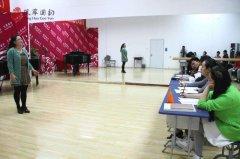 風華國韻聲樂匯報測試積極應對2014藝考