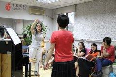 风华国韵第五届孙秀苇&Roumen国际声乐大师班昨日开班