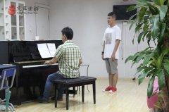 天津音樂學院碩士研究生鮑忠孝來風華國韻授課