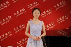 喜报!!热烈祝贺风华国韵2017届学员李馨蕊考入中国音乐学院
