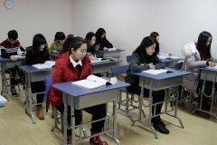 寒假预科班学生考试集锦