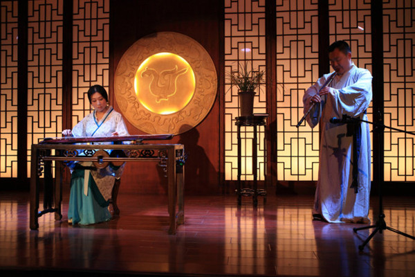 中国民族音乐的发展及特点?