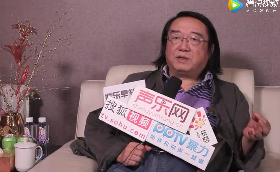 《中國音樂》雜志常務副主編趙志揚先生接受聲樂網采訪