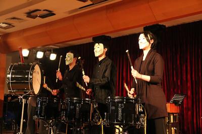 上海音乐学院现代器乐打击乐系萨克斯管教师——章啸路