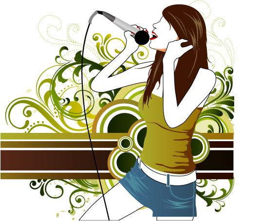 在声乐学习中,发声训练时应充分引起注意