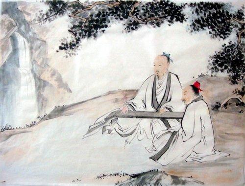 中国钢琴音乐创作的三条主线
