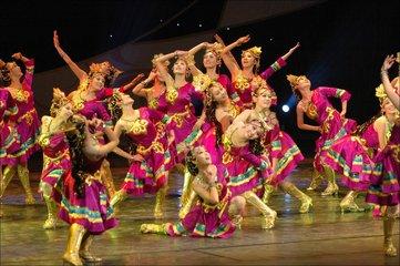舞蹈培训机构的四大特征