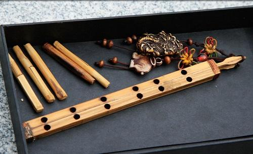 中国民间乐器分类