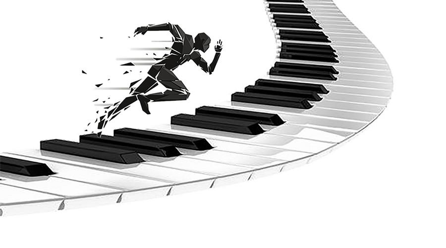 音樂培訓練琴技巧:高抬指該怎么練習