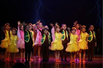 风华国韵:儿童声乐培训班提高孩子的升学率