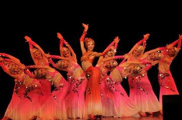 学习中国舞对孩子的五大益处