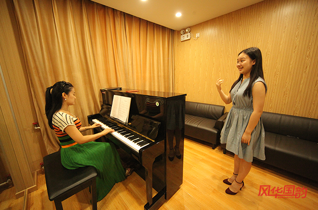 音乐培训唱好高音的三个要点