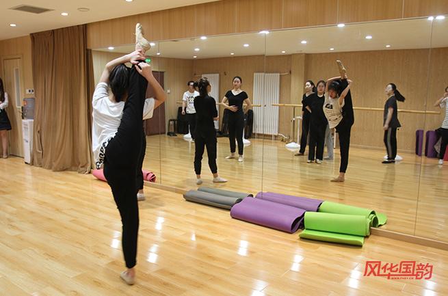舞蹈艺考难考吗