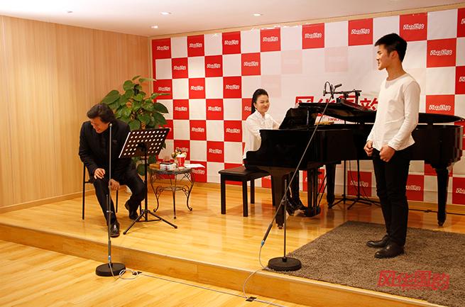 音乐艺考生要建立规范的演唱习惯
