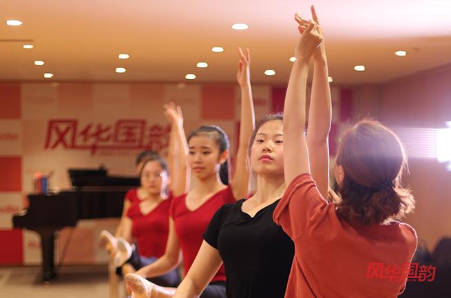 高考舞蹈培训班:如何训练节奏?