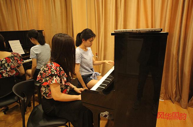 音乐培训班主要学什么