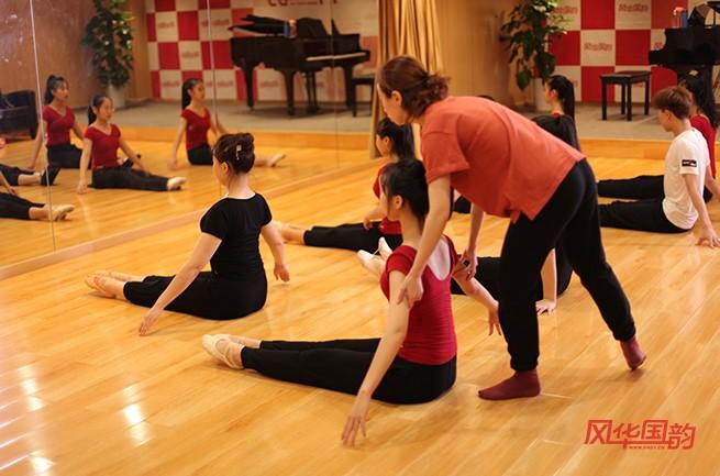 北京哪里學習舞蹈培訓好?