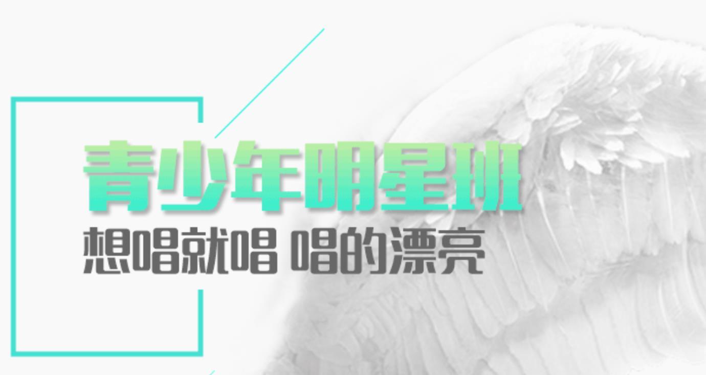 风华国韵2019小艺人明星班正式开班