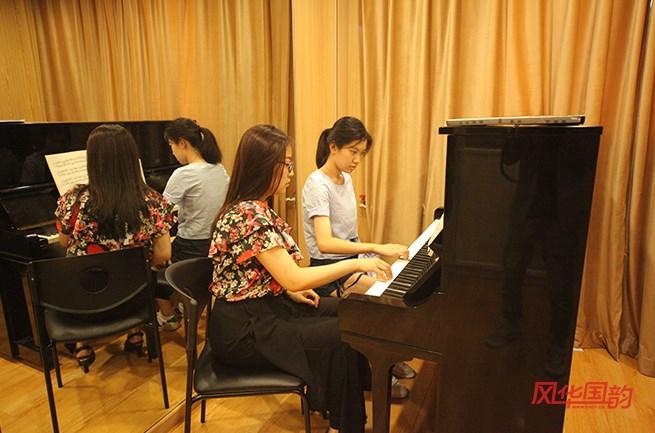 音乐集训机构靠谱吗?