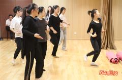 民族舞基本功教学步骤动作教程