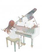 鋼琴自學難嗎