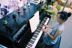 钢琴有几级可以当老师