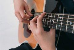 自學吉他要多久才能學會
